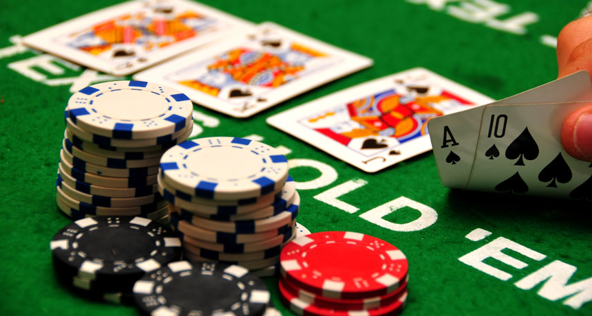 Here's a quick guide to playing poker online.
