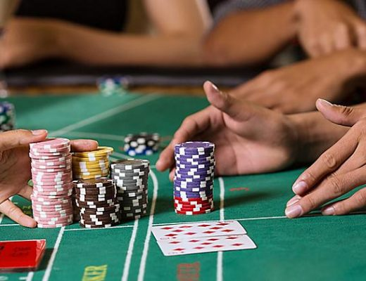 Play Online Baccarat In A Safe And Speedy Site