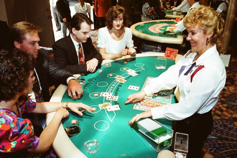 A Look at Casino Slot Games
