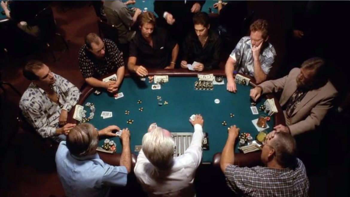 What are the reasons for online gambling?